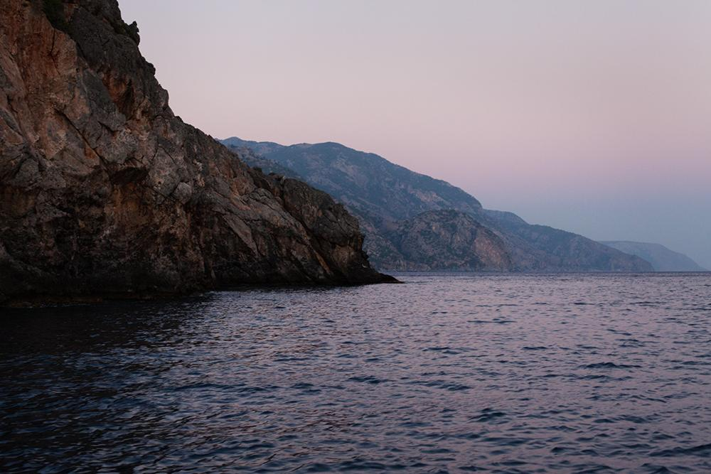Travel and landscape photography taken on the greek islands Crete and Gavdos by Berlin based travel photographer Caroline Wimmer