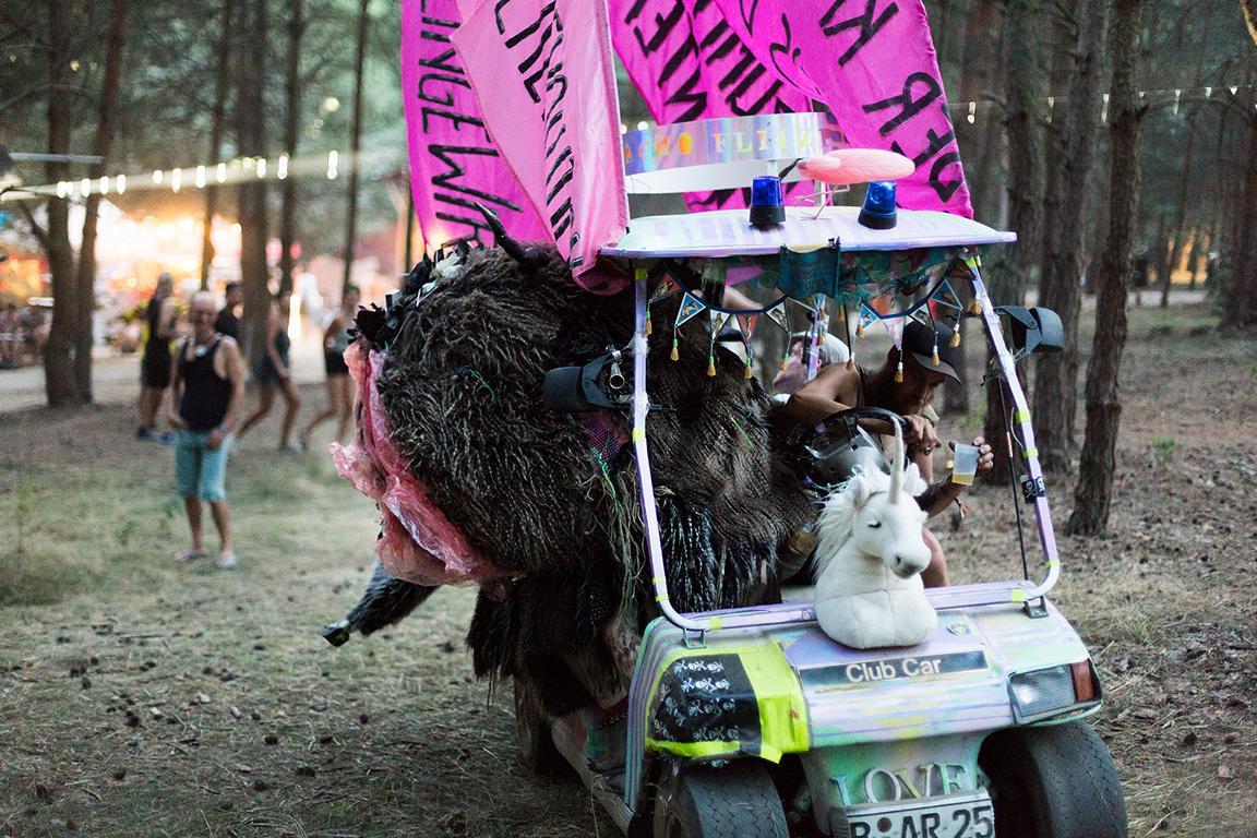 Garbicz Festival Techno Event Photography