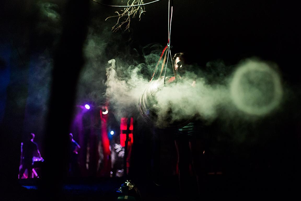 Fotografische Dokumentation, Eventfotografie und Festivalfotografie für das Garbicz Festival 2018 der Berliner Event Fotografin Caroline Wimmer