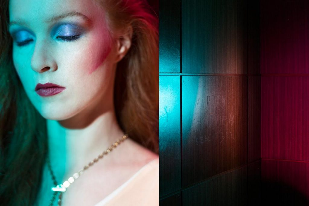Fashion Photography Editorial with Model Iveta Rysava by Berlin Photographer Caroline Wimmer published in REY Magazine