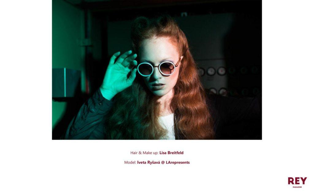 Modefotografie von der Berliner Fotografin Caroline Wimmer veröffentlicht im REY Magazine