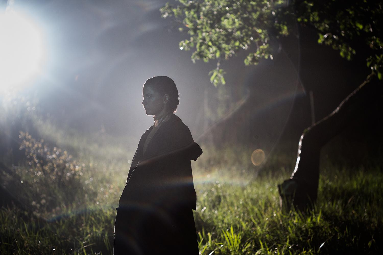 Standfotografie beim Musikvideodreh von Rescuer für tunesiche singer songwriter Emel Mathlouthi