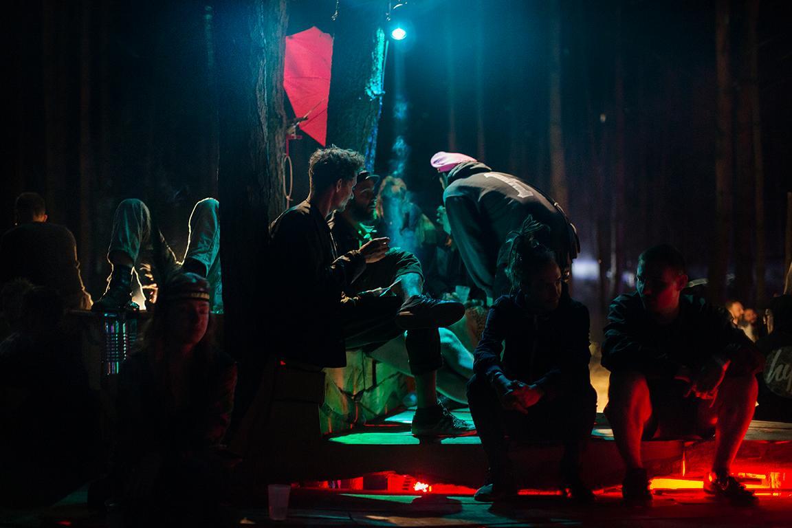 Garbicz Festival 2019 Event Fotografie