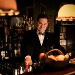 Fotoshooting in der westberliner Bar Rum Trader und Portrait und Interview des Barkeeper Gregor Scholl