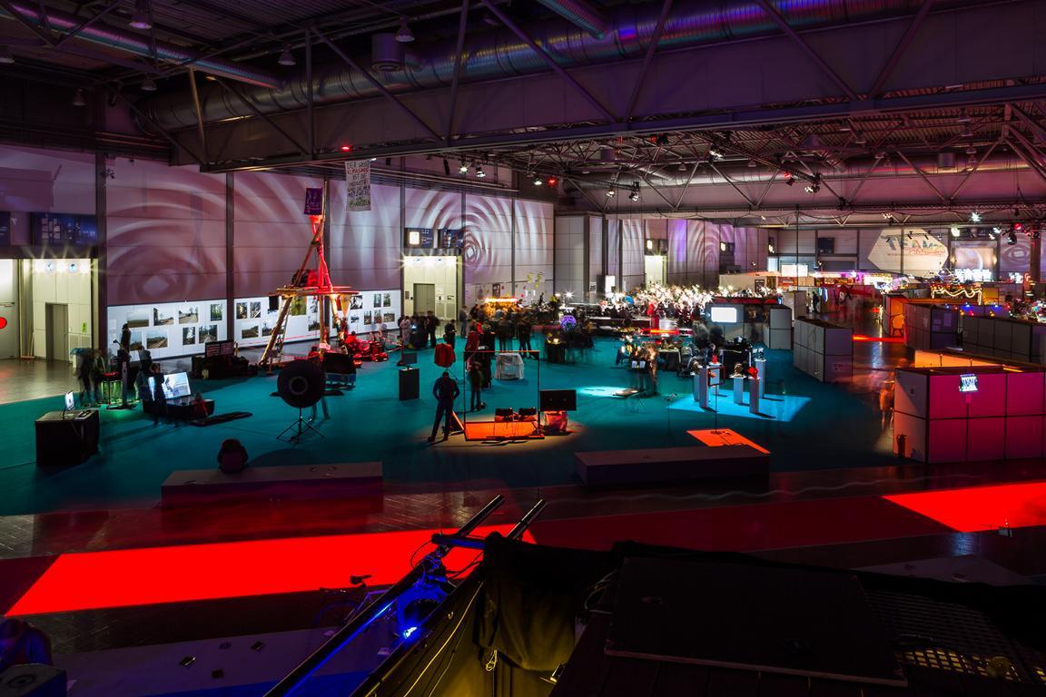 Eventfotografie der Berliner Fotografin Caroline Wimmer beim Chaos Computer Congress 2019, 6C3