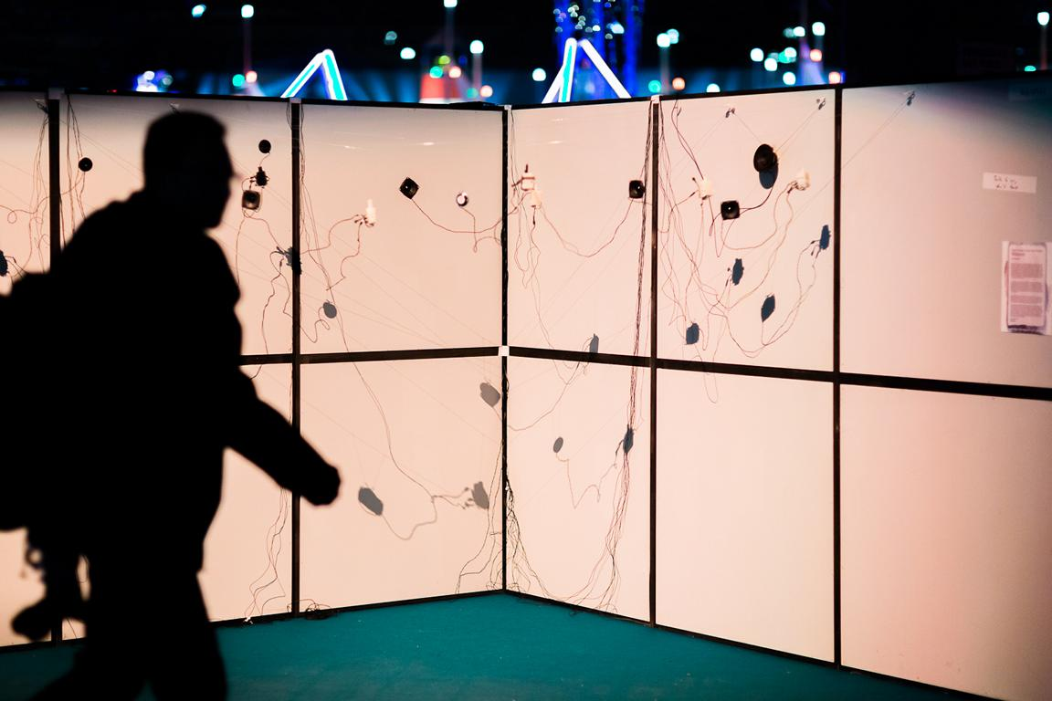 Event photography by Berlin photographer Caroline Wimmer at the Chaos Computer Congress 2019 in Leipzig, 36C3